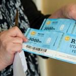Az ukrán nyugdíjasok is megkapják a magyar rezsiutalványt