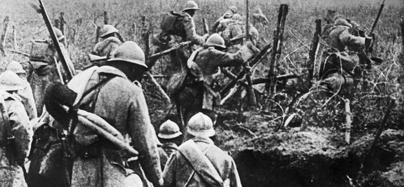 Máig Európa legveszélyesebb övezete, pedig száz éve pusztított itt a háború