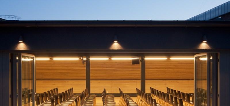 Építészeti díjat kapott a BMC budapesti zeneközpontja