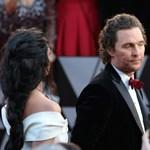A kezébe vette a sorsát: Matthew McConaughey 50 éves
