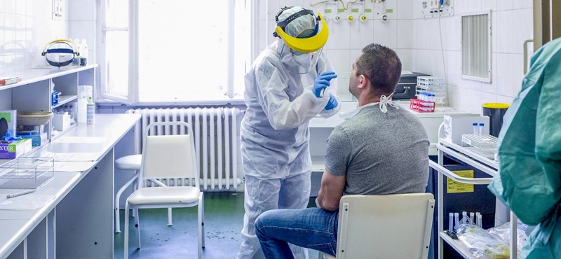 Több szakrendelő nem kapott koronavírus-tesztet