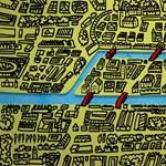 Hogyan lehet híres néhány híd a matematika által? Fejtsd meg a rejtvényt!