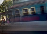 Jelentős késések a Budapest–Cegléd-vasútvonalon, vonatkimaradással is számolni kell