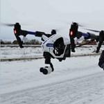 Sokat tehetnek értünk a drónok, de mi lesz, ha majd egy rendőrdrón önhatalmúlag fújja ránk a paprikasprayt?