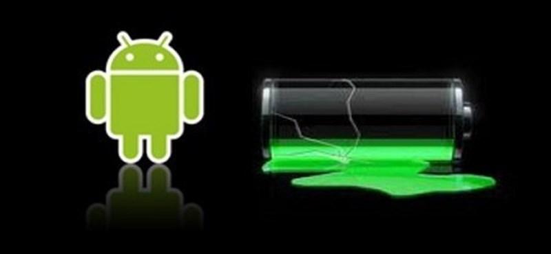 Gyorsan lemerül a mobilja? Akkor nehogy használja ezeket az appokat
