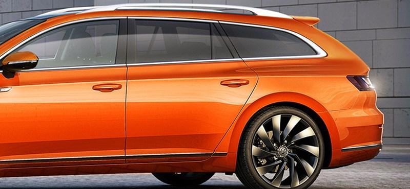 Még nem létezik ez a szemrevaló Volkswagen, de lenne rá igény