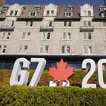 G7-csúcs – ami egyre inkább 6+1