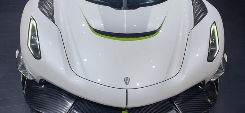Az 500 km/h elérésére készül a Koenigsegg