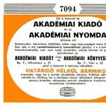 Akadémia Nyomda: marad az AK