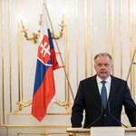 Megvétózta a szlovák elnök a himnuszéneklést tiltó törvényt