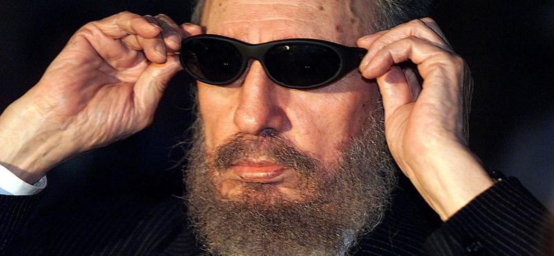 """""""Fidel Castro halálával sem jön el a szabadság"""""""