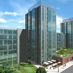 Üzletközpontok tartják életben a közép-európai ingatlanpiacot