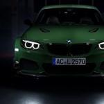 Versenypálya-szökevényt épített az AC Schnitzer a BMW M2-ből