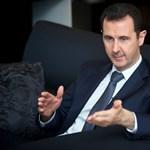 Aszad: Időpocsékolás lenne most Trumpékkal tárgyalni