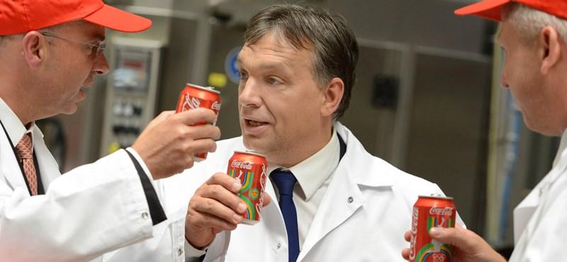 A hét, amikor szükségünk lett az IMF-re és a Coca-Colára
