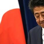 Lemondott a japán miniszterelnök