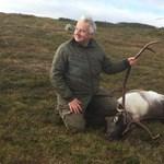 A vadászok megköszönték Semjénnek a kistafírozást