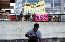 Tokió 2020: megvan az első pozitív koronavírusteszt az érkezettek között