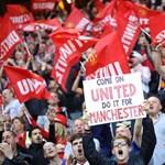 A United vezet: egy góllal gyógyítja a manchesteri sebeket