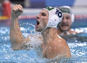 Among the top four, the men's water polo team, Victor Lorencz, won a silver - it happened at the Olympics on Wednesday