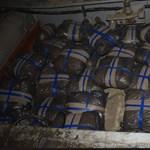 140 milliós drogfogás a horvát-magyar határon
