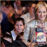 Most egy amerikai varázslóiskoláról fog írni J. K. Rowling