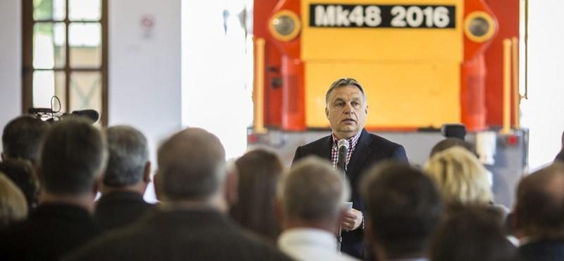 Újabb milliárdos kisvasút-fejlesztésekre készül az Orbán-kormány