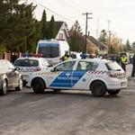 Ügyészség: nem baráti tűz okozta a Bőnyben megölt rendőr halálát
