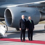 Orbán a montenegrói útjára is a honvédség gépével ment - fotók