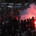Zsidó éttermet is megtámadtak a chemnitzi szélsőjobbos tüntetések idején