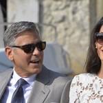 Igazi kis csínytevők Amal és George Clooney gyerekei, pedig még kétévesek sincsenek