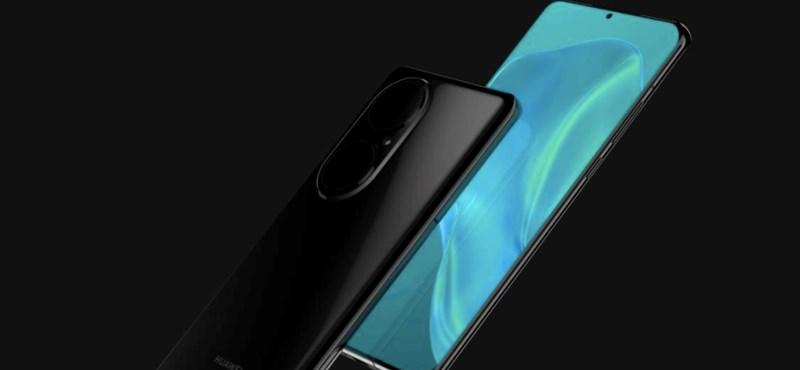 Sosem látott kamera-elrendezéssel érkezhet a következő Huawei csúcstelefon