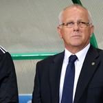 Egervári szerint az 1-8 után sem kellett volna leszólni a válogatottat