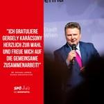 Bécs polgármestere gratulált Karácsony Gergelynek