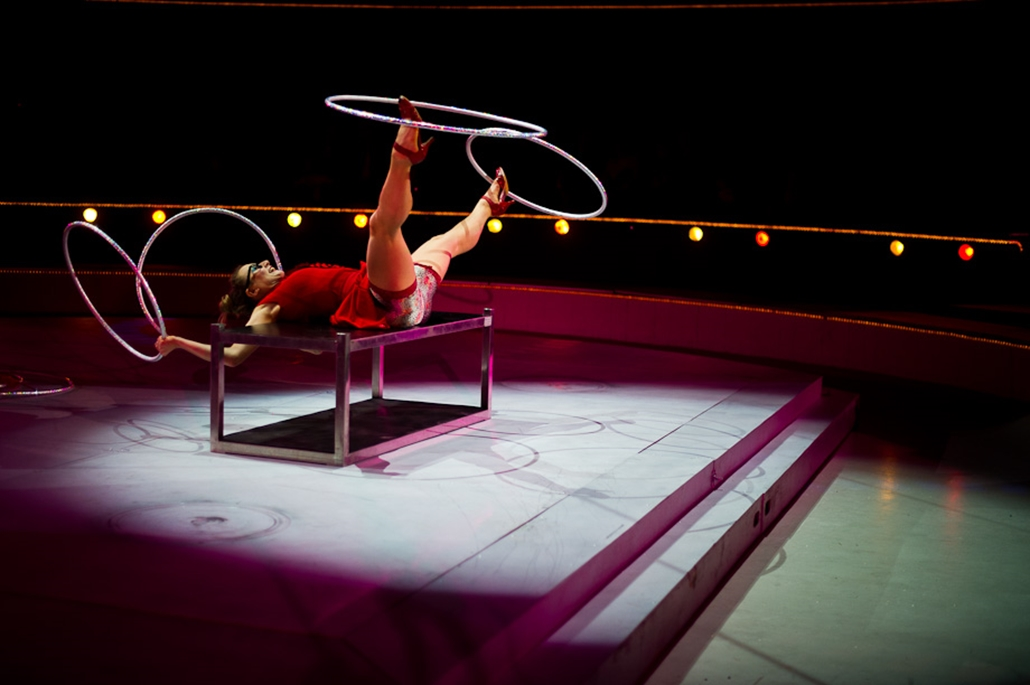 Cirkuszfesztivál Budapest