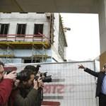 Ilyen lesz a kórház helyére épülő raktár a Városligetben