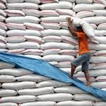 Több tonna műanyagot próbáltak meg rizsként eladni Nigériában