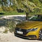 VW Arteon teszt: a legjobb dolog, ami egy Passattal történhet