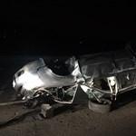 Két halálos baleset is történt az éjjel Pest megyében - fotók