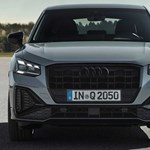 Megérkezett a felfrissített Audi Q2