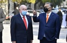 Orbán: Szorítunk Trump újabb győzelméért