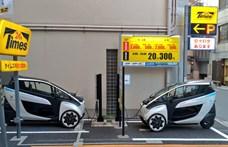 Japánban sokan nem mennek sehova a közösségi autókkal, inkább alvásra, ebédre vagy csomagmegőrzőnek használják