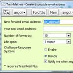 Készítsen eldobható e-mail-címet egy pillanat alatt
