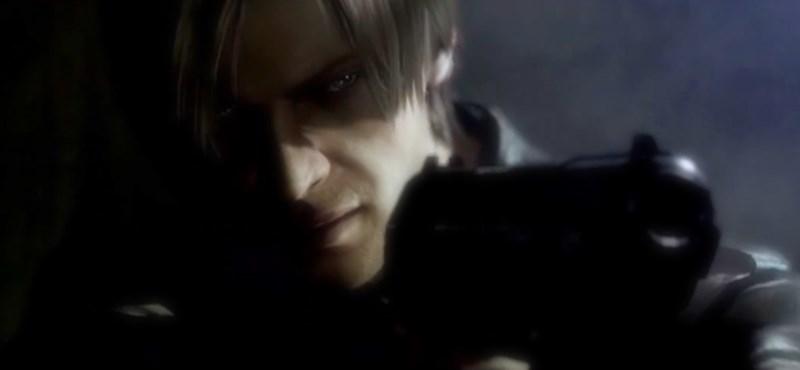 Az első infók a Resident Evil 6-ról [videó]