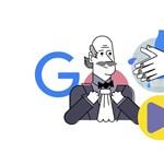 Semmelweis Ignác előtt tiszteleg ma a Google, hiszen ő terjesztette el a kézmosást