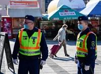 Több mint egymilliárd forint büntetést szabott ki a rendőrség a járvány miatt