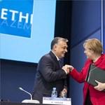 Megint figyelmeztette Merkel pártja Orbánt: vannak határok