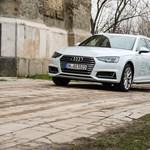 Audi A4 g-tron teszt: ennek miért nem jár a zöld rendszám?