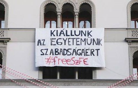 Október elsején és másodikán sztrájkolnak az SZFE dolgozói