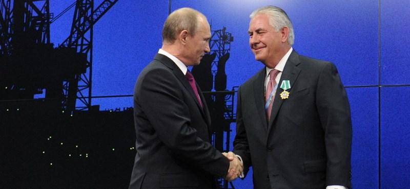 Orosz kém lesz Trump külügyminisztere?